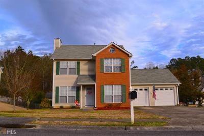 Acworth Single Family Home New: 3856 Rivers Run Trce #53