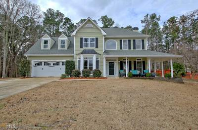 Peachtree City GA Single Family Home Under Contract: $399,700
