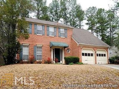 Powder Springs Single Family Home New: 3401 Knighton Ridge #57