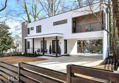 Atlanta Single Family Home For Sale: 2587 Knox