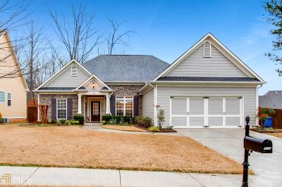 Douglasville Single Family Home New: 9998 Village South Drive