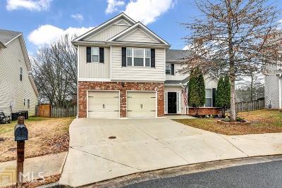 Kennesaw Single Family Home New: 3906 Denbury Ct