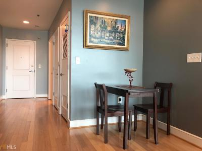 Plaza Midtown Condo/Townhouse Under Contract: 44 W Peachtree #926