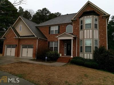 Lawrenceville Single Family Home New: 2756 Oakberry Drive