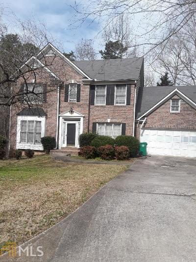 Stone Mountain Single Family Home New: 7424 Harbor Cove Ln