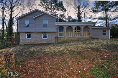 Morrow Single Family Home New: 6874 Mystic Ln