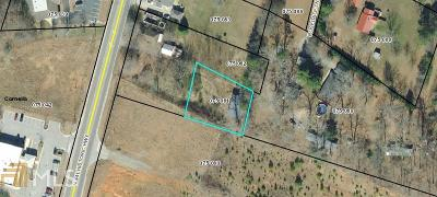 Habersham County Commercial For Sale: 772 N Historic Hwy 441