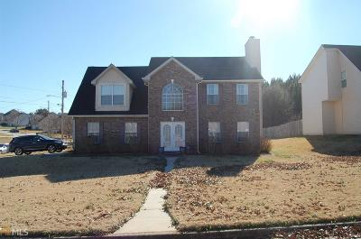Decatur Single Family Home New: 2561 Captains Row