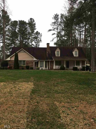 Fayette County Single Family Home New: 144 Lafayette Drive