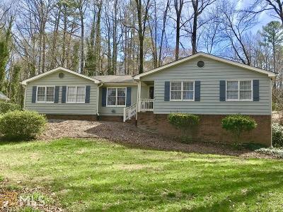 Lilburn Single Family Home New: 3498 Runelle Pl