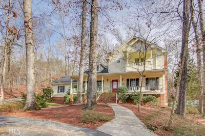 Conyers Single Family Home New: 3411 Deer Hollow Run