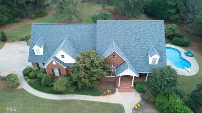 Sharpsburg GA Single Family Home For Sale: $1,495,000