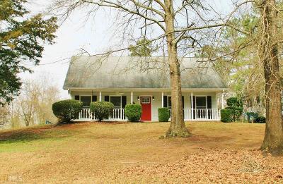 Coweta County Single Family Home New: 25 Gerri Drive