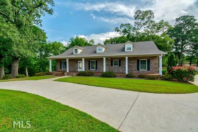 Statham Single Family Home New: 1431 Choyce Johnson Rd