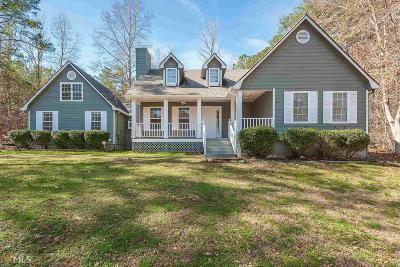Newnan Single Family Home New: 115 Hubbard Dr