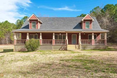 Coweta County Single Family Home New: 84 Mountain Brook Rd