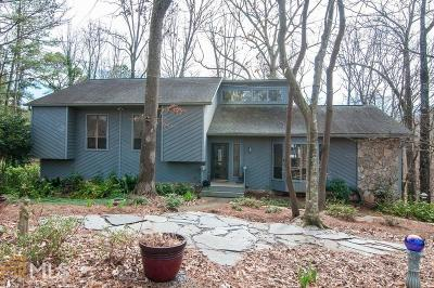 Duluth Single Family Home Under Contract: 3702 Whitney Pl
