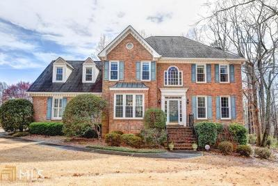 Lawrenceville Single Family Home New: 1792 American Walk