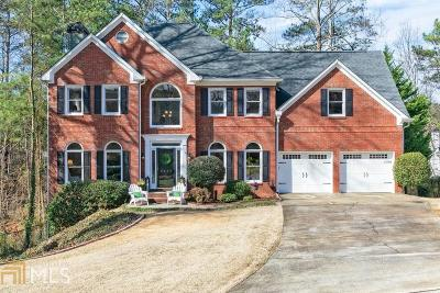 Acworth Single Family Home New: 5839 Fairwood Walk