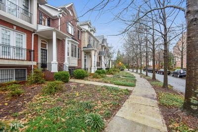 Decatur Condo/Townhouse New: 972 Emory Parc Way