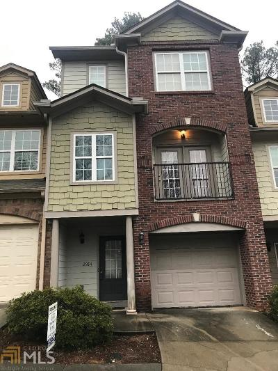 Doraville Condo/Townhouse New: 2984 Ashlyn Pt