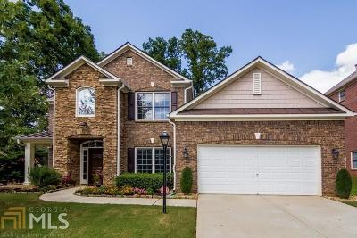 Kennesaw Single Family Home Under Contract: 4304 Canaan Way