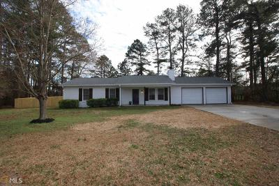 Loganville Single Family Home New: 1475 Compton Woods