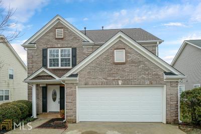 Grayson Single Family Home New: 2857 Nathaniel Way