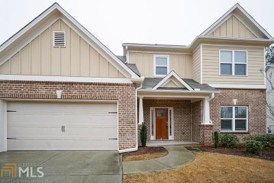 Grayson Single Family Home New: 2531 Wevok Way