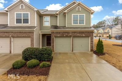 Marietta Condo/Townhouse New: 1490 Park Brooke Circle SW #16
