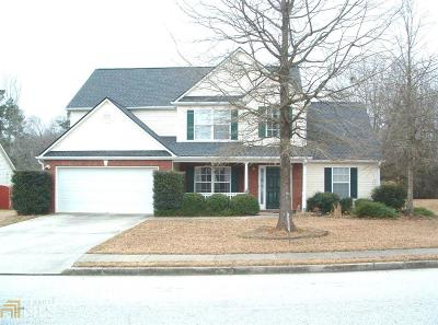 Loganville Single Family Home New: 4247 Webb Meadows Dr