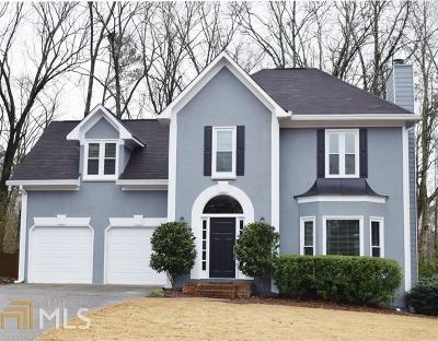 Kennesaw Single Family Home New: 609 Spring Ridge