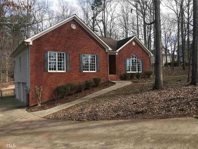 Carroll County, Douglas County, Paulding County Single Family Home New: 52 Mulberry Pl