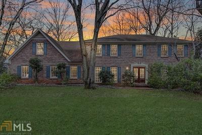 Sandy Springs Single Family Home New: 200 Zeblin Rd