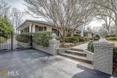 Atlanta Single Family Home New: 1697 Council Bluff Dr