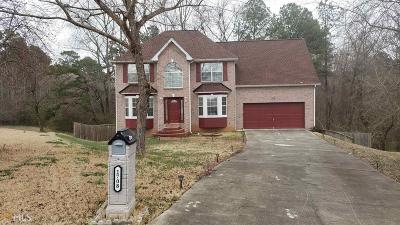 Jonesboro Single Family Home Under Contract: 1708 Deer Crossing Pt