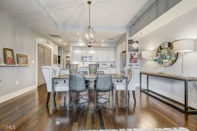 White Provision Condo/Townhouse For Sale: 1100 Howell Mill Rd #308