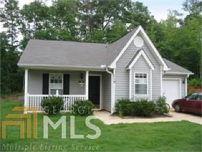 Barnesville Single Family Home New: 119 Ashley Oaks