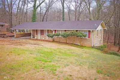 Douglasville Single Family Home New: 5515 Richland Drive