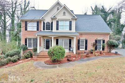 Lawrenceville Single Family Home New: 2500 Bechers Brook