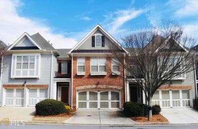 Alpharetta Condo/Townhouse New: 7540 Jamestown Dr
