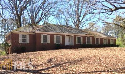 Fayetteville Single Family Home For Sale: 1746 Highway 54 W