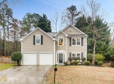 Kennesaw Single Family Home New: 1416 Windmoor Ct