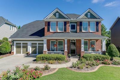 Flowery Branch Single Family Home Contingent With Kickout: 7442 Fireside Ln