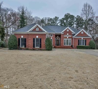 Suwanee Single Family Home For Sale: 3430 Fox Hollow Way