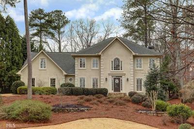 Roswell Single Family Home For Sale: 680 Wayt Rd