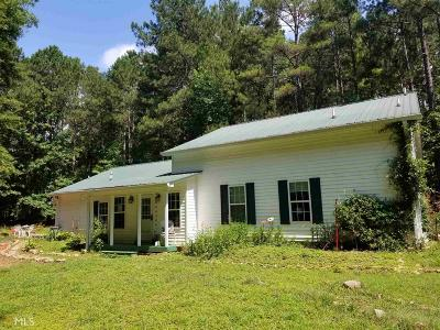 Senoia Single Family Home For Sale: 38 Crawford Rd