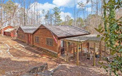 Toccoa Single Family Home Sold: 773 Shorewood Cir