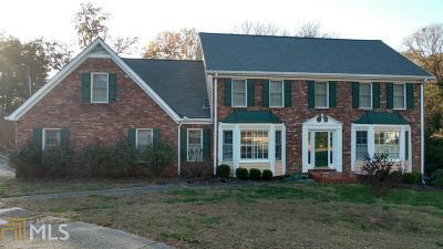 Marietta Single Family Home New: 420 Mill Brook Trce
