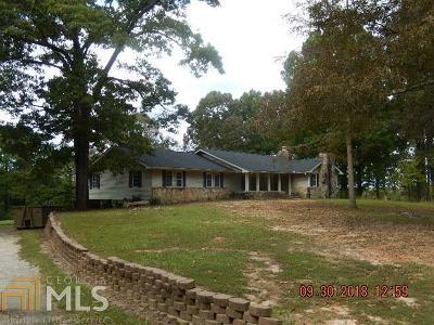 Newnan Single Family Home New: 958 Thomas Powers Rd